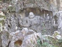 Big-belly Buddha